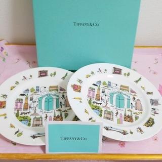 Tiffany & Co. - 新品未使用、ティファニー5ht.アベニュープレート2枚