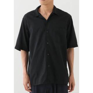 COMOLI - COMOLI コモリ 21SS ベタシャンオープンカラーシャツ