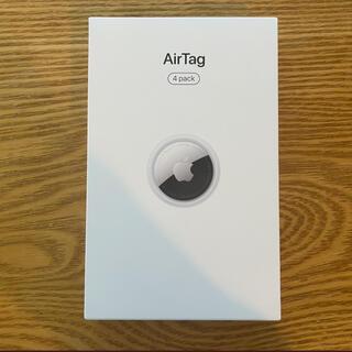 Apple - 新品未開封! エアタグ AirTag 4個セット最安!!
