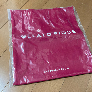 gelato pique - ジェラートピケ  新品未使用 トートバッグ