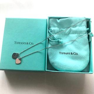 Tiffany & Co. - ティファニー ハートタグネックレス