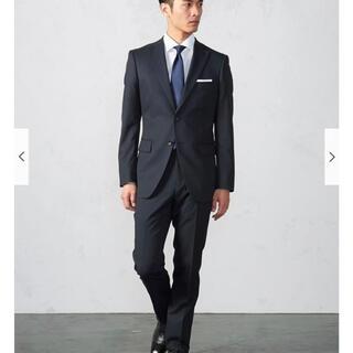 サイズY6 PSFA WEB限定スーツ 4WAYストレッチ シャドウストライプ(セットアップ)
