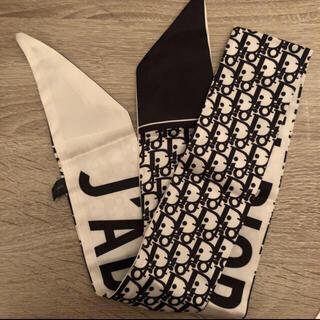 Christian Dior - Christian Dior ディオール リボン スカーフ