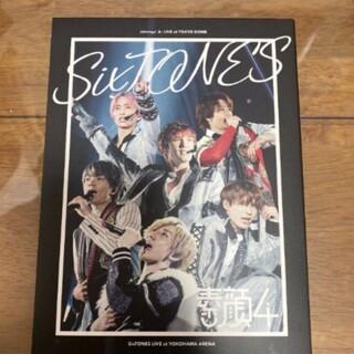 「素顔4」SixTONES盤 DVD