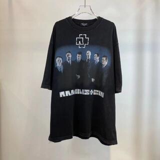 Balenciaga - ●BALENCIAGA●RAMMSTEIN BOXY Tシャツ