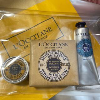 L'OCCITANE - シアハンドクリーム&ソープ&保湿バーム