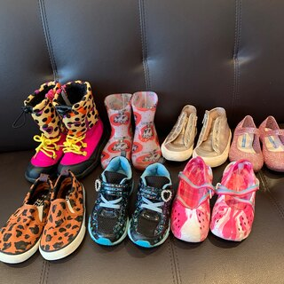 GrandGround - キッズ靴 16センチ 7足