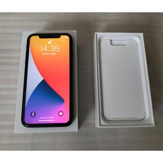 Apple - 【ジャンク】iPhone 11 128GB ブラック SIMフリー
