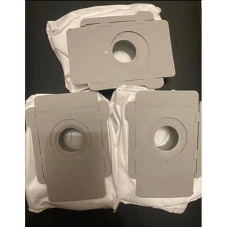 アイロボット(iRobot)の互換 ルンバ i7 i7+ e5 対応交換用紙パック(3枚セット)(掃除機)