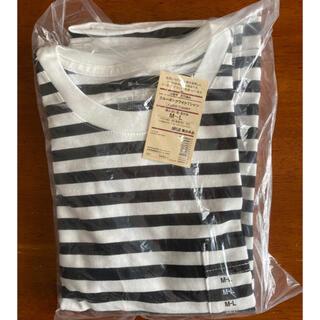 MUJI (無印良品) - 無印 クルーネックワイドTシャツ