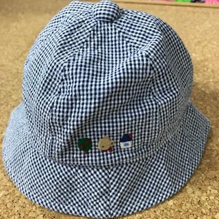 familiar - ファミリア★帽子45cm 夏用!