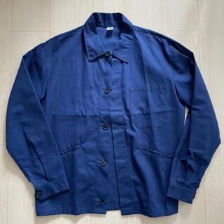 エンジニアードガーメンツ(Engineered Garments)のワークジャケット イタリア製 ユーロワーク インクブルー(ブルゾン)