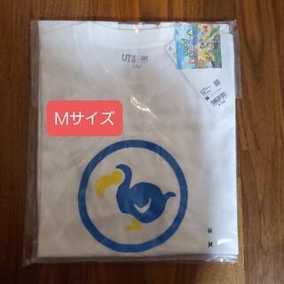 UNIQLO - UNIQLO ユニクロ どうぶつの森 Tシャツ ホワイト M 新品