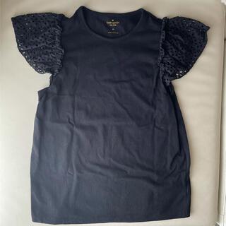 ケイトスペードニューヨーク(kate spade new york)の美品 ケイトスペードニューヨークTシャツ(Tシャツ(半袖/袖なし))