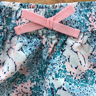 UNIQLO - UNIQLO GU 女の子 半ズボン キュロット 短パン2枚セット 120㎝