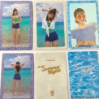 Waste(twice) - twice サマーナイト summernights 特典トレカ ジョンヨン