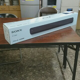 SONY - SONY サウンドバー HT-S100F