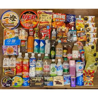 アサヒ - お得☆食品詰め合わせ 食料品まとめ売り セット売り 飲料 菓子 エナジードリンク