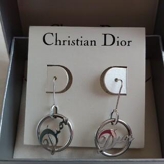 Christian Dior - DIOR サークルロゴピアス