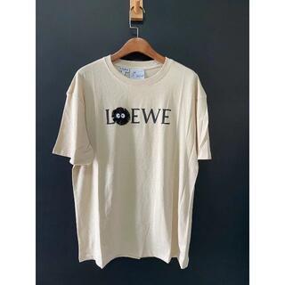 LOEWE - *LOEWE x トトロ * まっくろくろすけ ロゴ Tシャツ