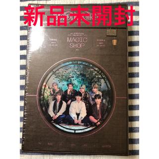 防弾少年団(BTS) - BTS JAPAN ファンミ MAGIC SHOP Blu-ray 新品未開封