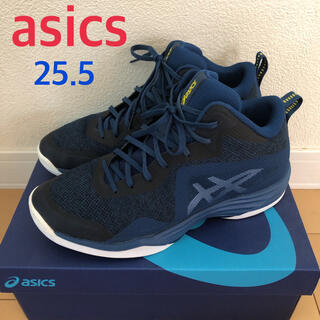 asics - バッシュ asics 25.5 アシックス