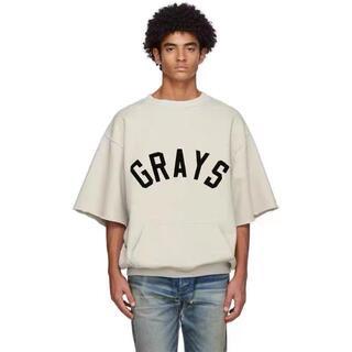 FEAR OF GOD - FEAR OF GOD 7TH sweater GRAYS Tシャツ