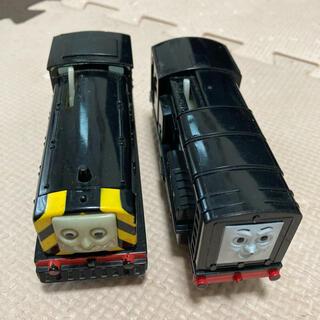 トミー(TOMMY)のプラレール ディーゼル メイビス きかんしゃトーマス(電車のおもちゃ/車)