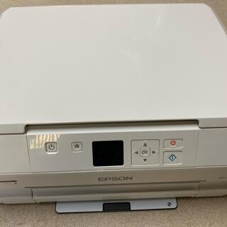 エプソン(EPSON)のEPSONプリンターEP-708A(ジャンク品)(PC周辺機器)