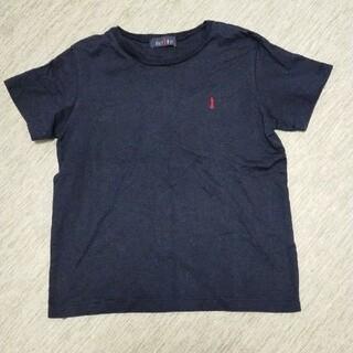 イーストボーイ(EASTBOY)のEASTBOYイーストボーイTシャツ紺色(Tシャツ(半袖/袖なし))