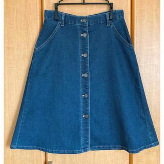 美品♡ UNIQLO ユニクロ デニムタイトスカート デニムスカート