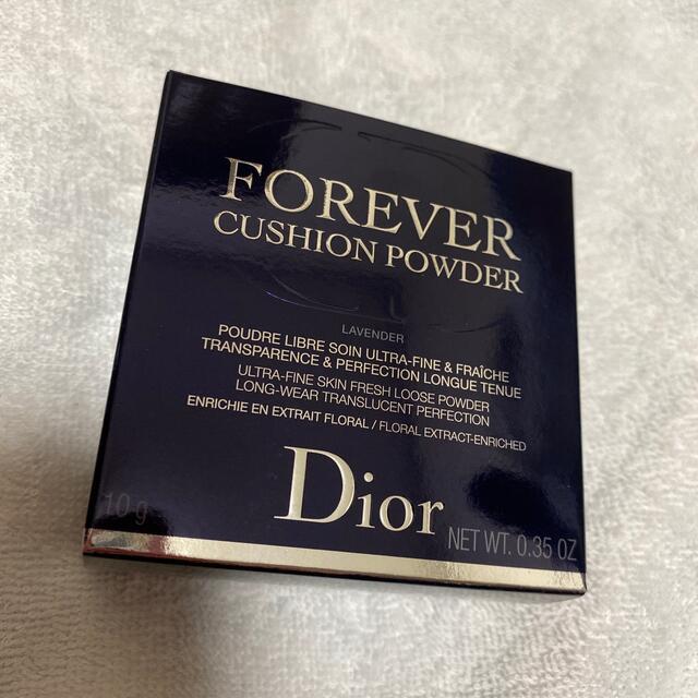 Dior(ディオール)の(さくら様専用)ディオールスキン フォーエヴァー クッション パウダー コスメ/美容のベースメイク/化粧品(フェイスパウダー)の商品写真