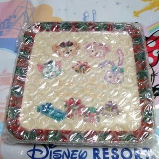 ディズニー(Disney)のダッフィ&フレンズ クリスマスプレート(キャラクターグッズ)