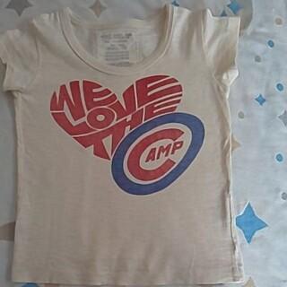 ゴートゥーハリウッド(GO TO HOLLYWOOD)のゴートゥーハリウッド Tシャツ110(Tシャツ/カットソー)