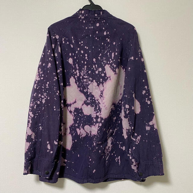 Needles(ニードルス)のneedles ニードルズ カバーオール ブリーチ メンズのジャケット/アウター(カバーオール)の商品写真
