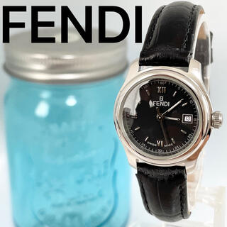 FENDI - 6 FENDI フェンディ時計 レディース腕時計 ブラック シンプル 人気