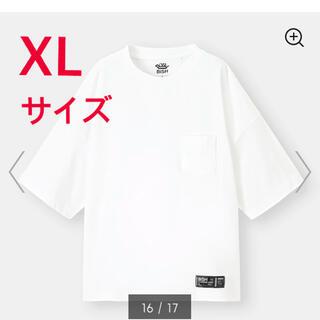 GU - 新品未使用GU ✖️BiSH コラボ Tシャツ ワイドフィット