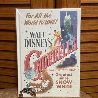 ディズニー(Disney)の新品 ディズニー シンデレラ 70周年 ノート(ノート/メモ帳/ふせん)