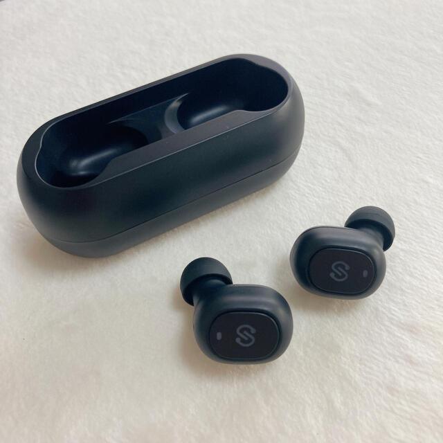 SoundPEATS(サウンドピーツ) TrueFree ワイヤレスイヤホン スマホ/家電/カメラのオーディオ機器(ヘッドフォン/イヤフォン)の商品写真