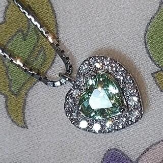 BVLGARI - グロッシュラーガーネット ダイヤ ネックレス