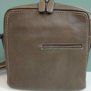 土屋鞄製造所 - 土屋鞄 トーンオイルヌメ ジップトップショルダー 未使用