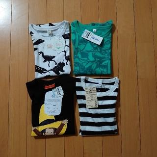 新品 半袖Tシャツ 4点 120