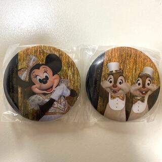 ディズニー(Disney)のワンマンズドリーム  缶バッジ(キャラクターグッズ)