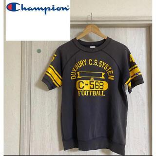 Champion - チャンピオン champion 半袖 スウェット TEE Tシャツ
