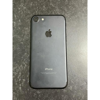 Apple - iPhone7 32GB SIMフリー Black