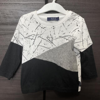 アズールバイマウジー(AZUL by moussy)のAZUL 90 長袖カットソー(Tシャツ/カットソー)