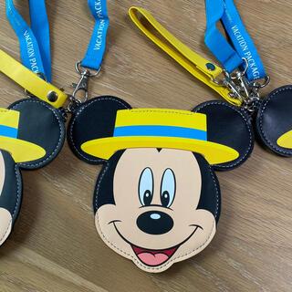 ディズニー(Disney)のパスケース(パスケース/IDカードホルダー)