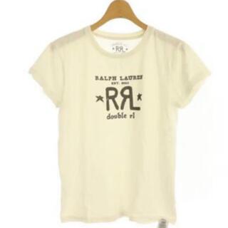 ダブルアールエル(RRL)の試着のみ RRL ロゴプリントTシャツ(Tシャツ(半袖/袖なし))