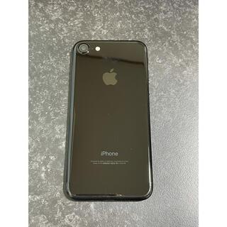 Apple - iPhone7 128GB SIMフリー Jet Black