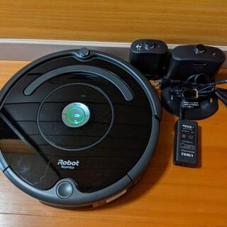 アイロボット(iRobot)のiRobot Roomba ルンバ627 分解、清掃済み!ブラシ類新品!(掃除機)